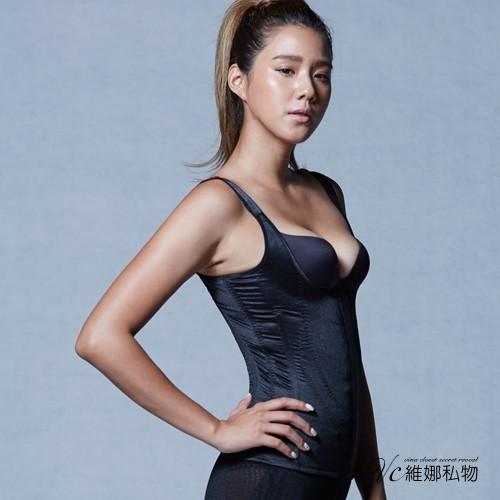 VC維娜私物 塑身衣束腹防駝款-產後哺乳專用2色-14786
