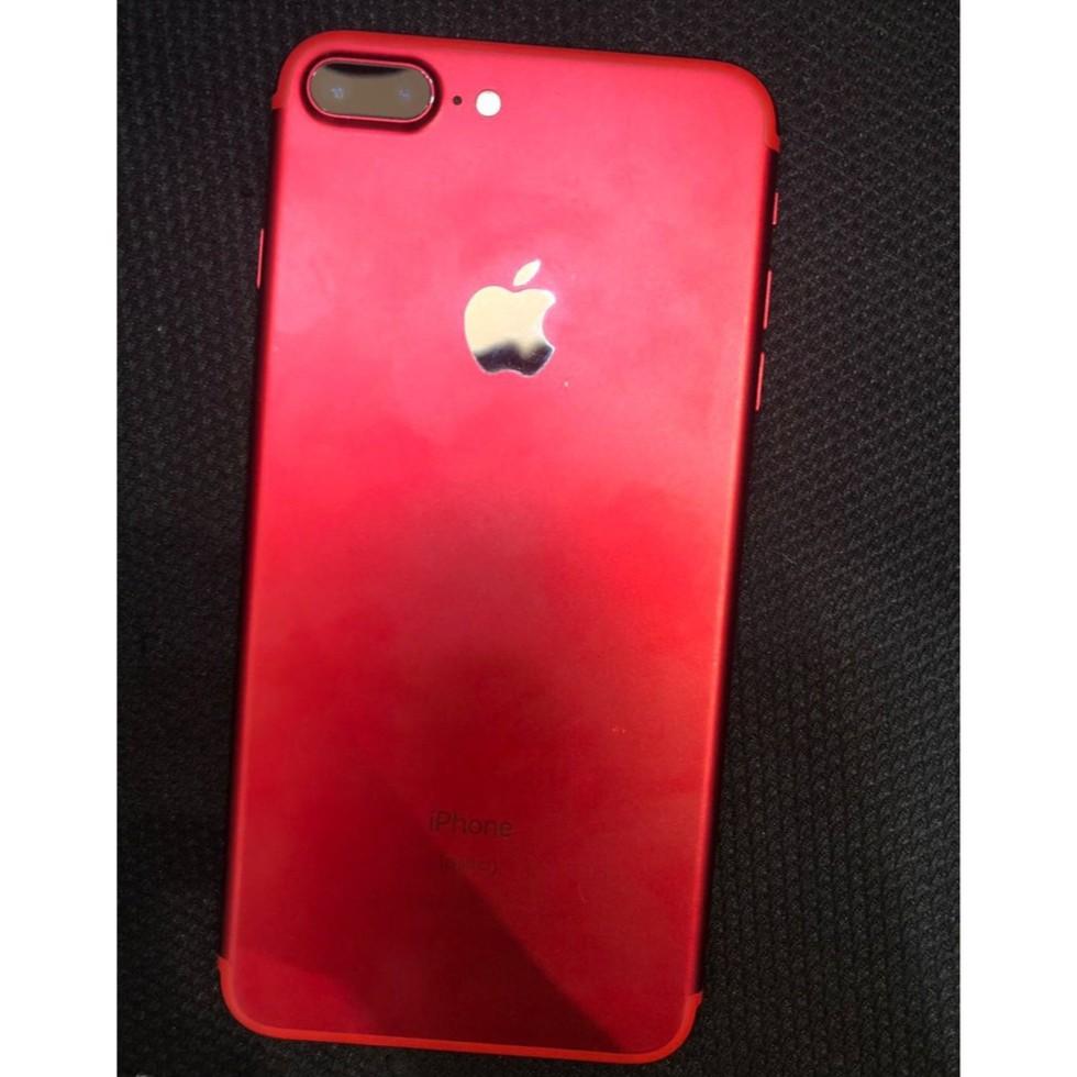 iphone 7plus 128G(红色)95成新  有原盒序號一致 附配件   功能正常  彰化可面交