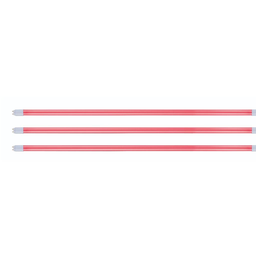 舞光LED燈管 T8-2、T8-4尺紅色燈管
