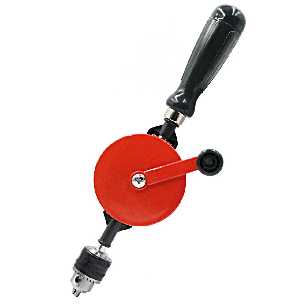 【PHYHOO】手搖鑽手工鑽教學用品工具全鋼精鑄打孔鑽DIY木工鑽1/4英寸3/8英寸手搖鑽孔器手動鑽孔器