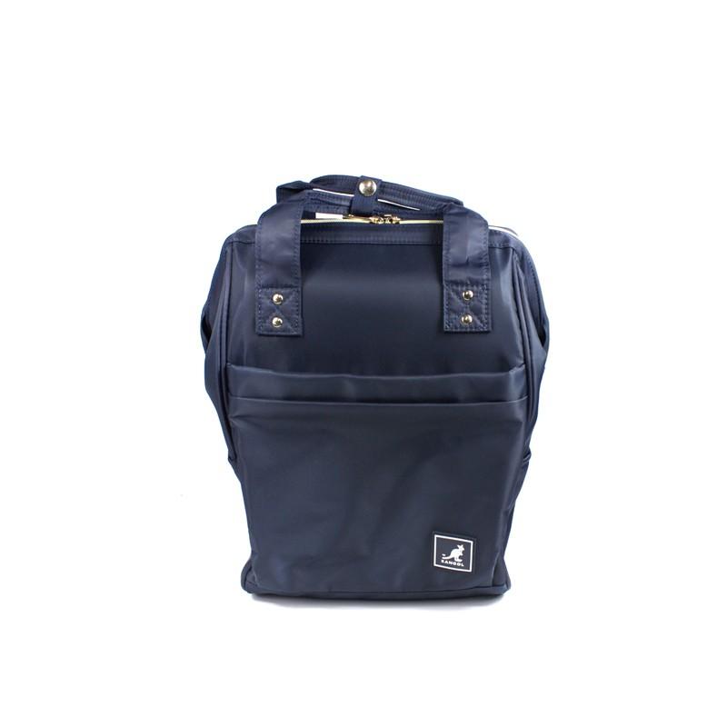 KANGOL 後背包 大容量 深藍色 6955320980 noA67