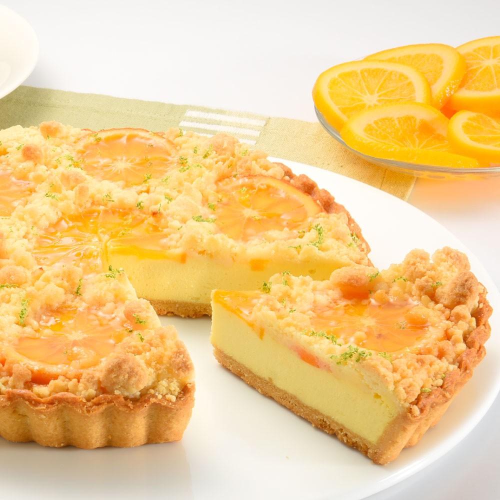 【亞尼克】橙香起司酥菠蘿6吋派【經典人氣甜派】【單口味組】