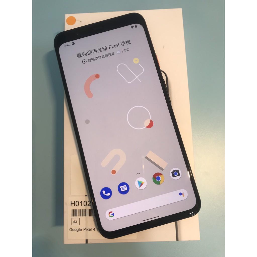 GOOGLE PIXEL 4XL 6G/128G 6.3吋 白#二手機#錦州店 87740