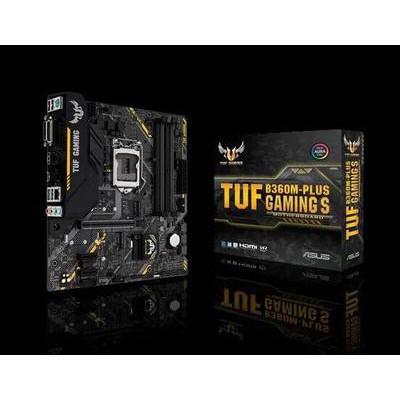 【爆品】Asus華碩TUF B360M-PLUS GAMING S+I5 9400F CPU主板套 賽格實體