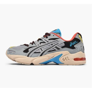 ASICS TIGER GEL KAYANO 5 OG GREY 灰紅藍 1191A148 020 男女