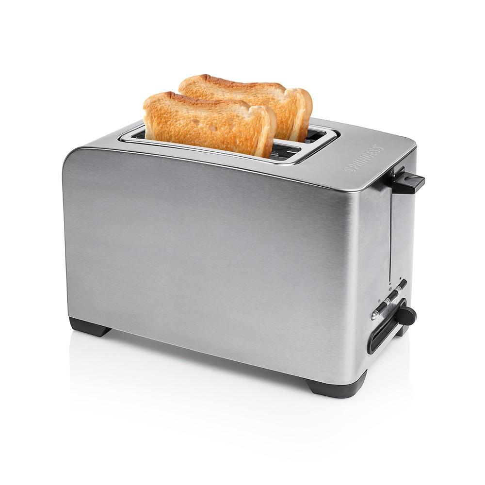 PRINCESS荷蘭公主不鏽鋼二片烤麵包機142356(限時下殺)