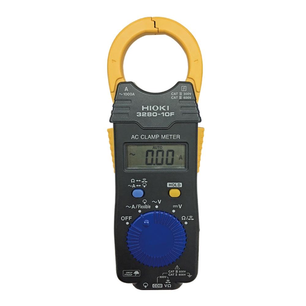 【HIOKI】超薄型交流鉤錶/電錶 3280-10F 原廠公司貨(日本製造  電流勾錶) FKH3280 ASTool