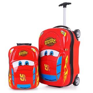 全場免運⚡️超低價一組閃電麥坤只要1380⚡️❤️含一個13吋+18吋行李箱組可坐、可騎、加粗拉桿組、兒童卡通行李箱 高雄市