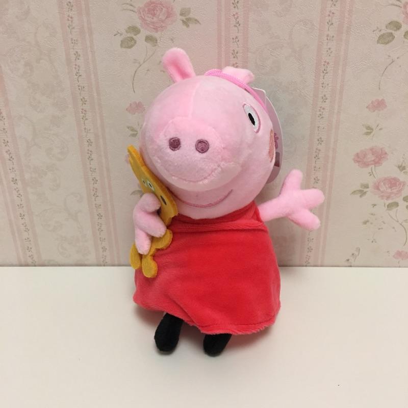 佩佩豬 娃娃  6吋