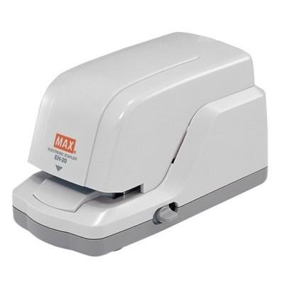 美克司 MAX EH-20F電動釘書機/訂書機