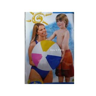 INTEX 原廠基本款 彩色沙灘球 玩水游泳戲水 水上活動 戶外遊玩 大人小孩都可以用 新北市