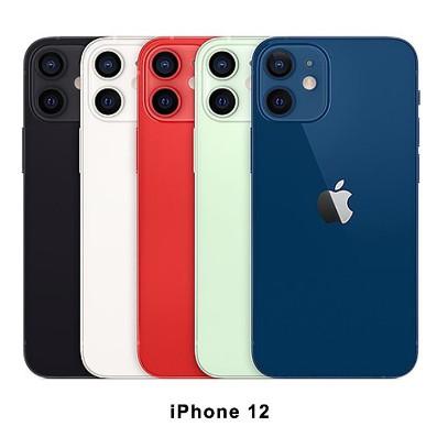 【殼貼組】 APPLE iPhone 12 128G 6.1吋 5G手機 64G