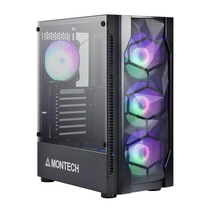 捷特 AMD R5 5600X 12核心多開主機 電競香香機 英雄聯盟 決勝時刻 Apex 刺客教條 電馭叛客2077