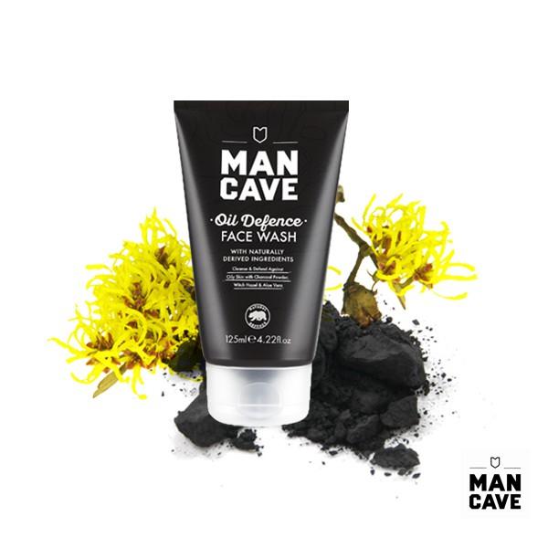 GOODFORIT / 英國 Man Cave Oil Defence Face Wash 「抗油者聯盟」深層洗面乳