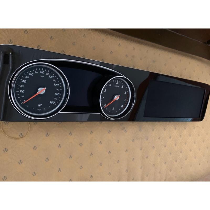 賓士W213 原廠 美規 大螢幕儀表