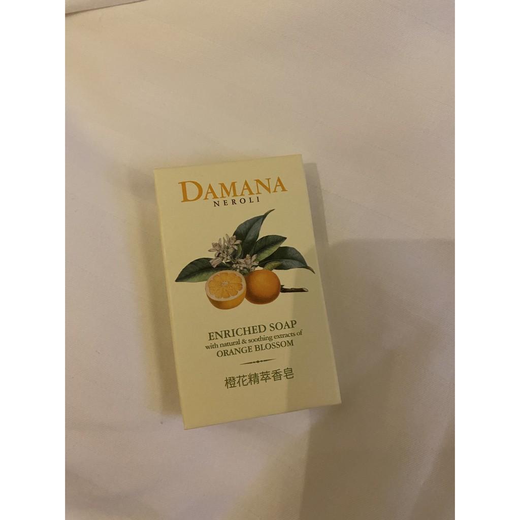 全新 法國DAMANA橙花精萃香皂