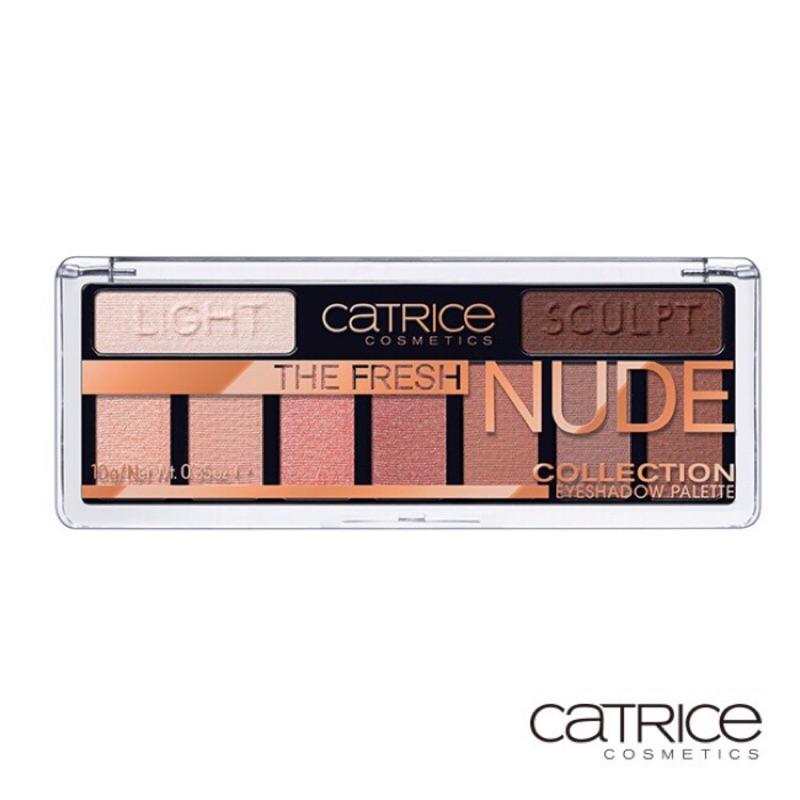 Catrice卡翠絲日落橘棕眼影盤✨現貨