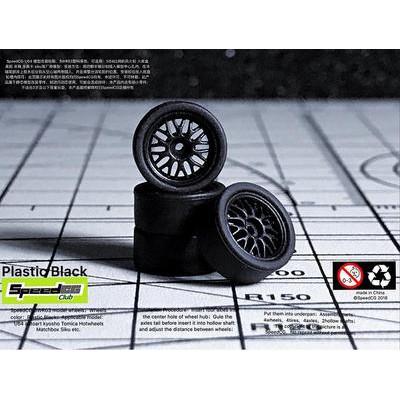 SpeedCG 1/64 改裝 輪胎