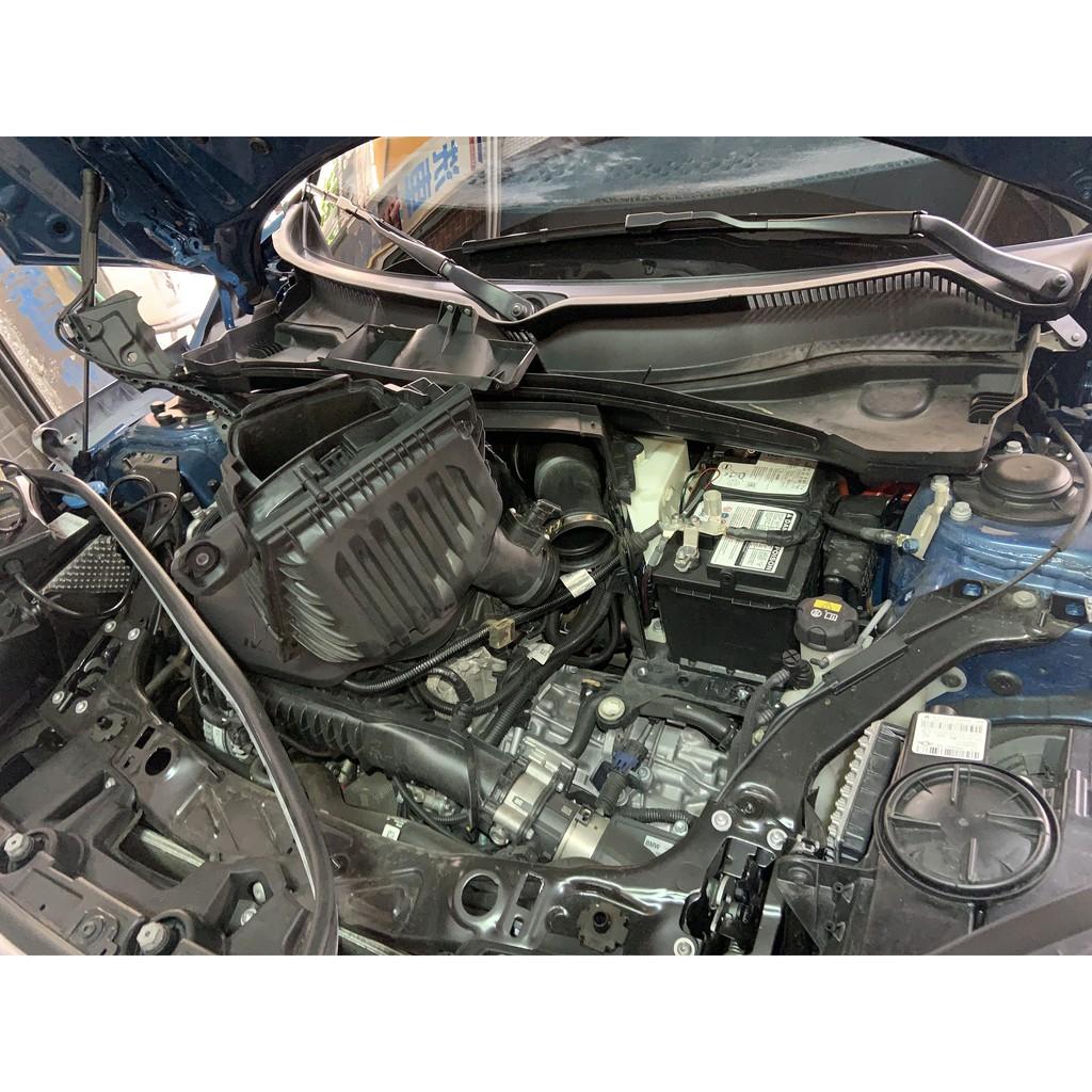 MINI COOPER 汽車電池到府安裝 505電池工坊 30分鐘快速安裝 湯淺 AGM 70Ah 汽車電池更換