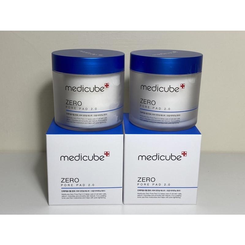 Medicube zero 系列爽膚棉2.0,毛孔爽膚棉攜帶盒