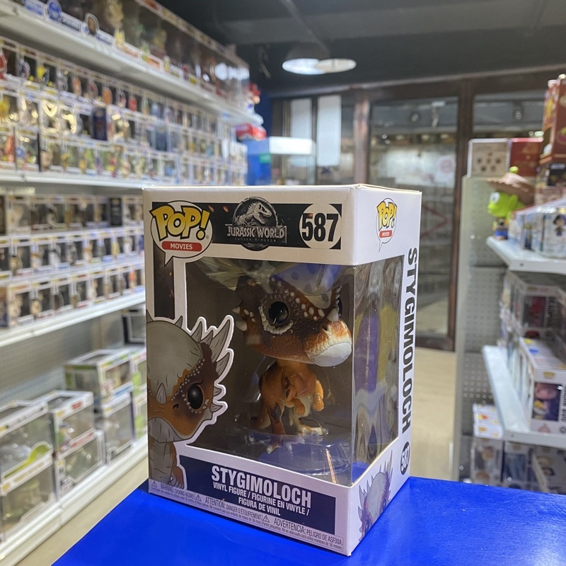 💁🏻♂️ C爸Funko POP 電影系列 侏羅紀世界2 殞落國度 Stygimoloch