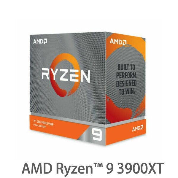 AMD AMD Ryzen 9 3900XT  處理器★AMD 官方授權經銷商★