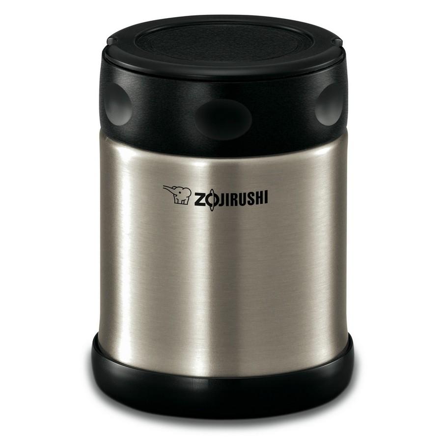 ZOJIRUSHI象印不鏽鋼真空悶燒杯SW-EAE35-XA 銀色