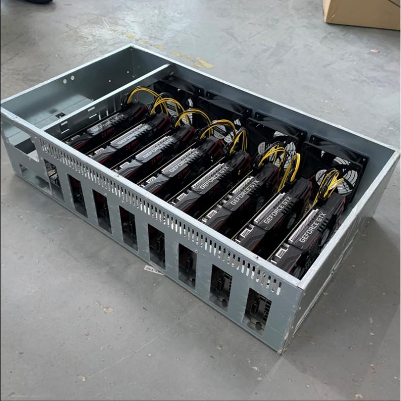 挖礦機 電源1650W-2000W以太幣 BTC 兼容1060-1660s 詳情咨詢客服