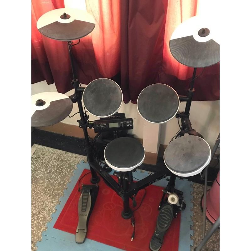 二手ROLAND電子爵士鼓