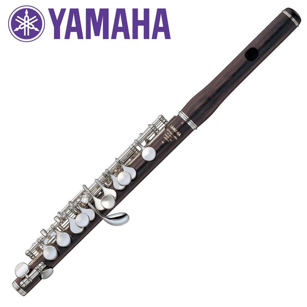 【山河樂器】 YAMAHA 短笛 YPC-62