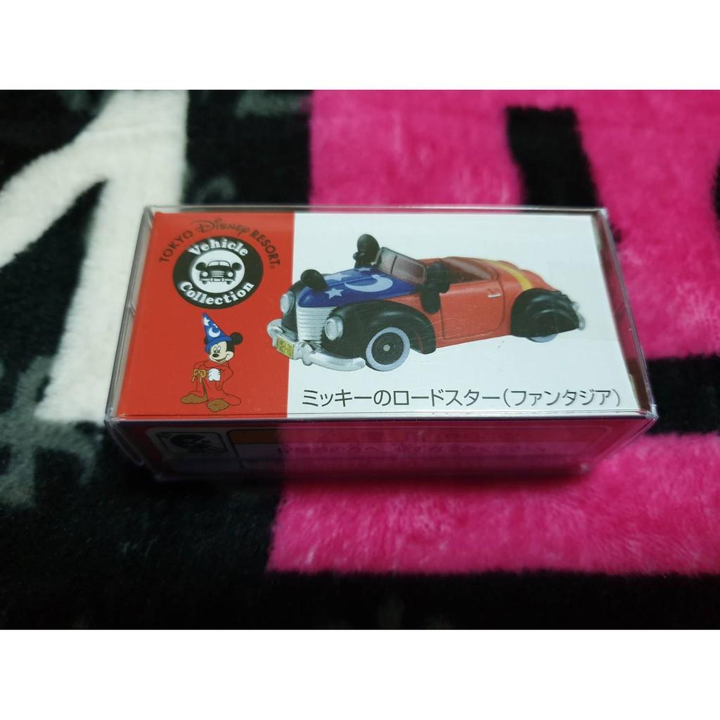 旺旺小車 TOMICA 多美小汽車 迪士尼 米奇 魔法 敞篷車 一台280元