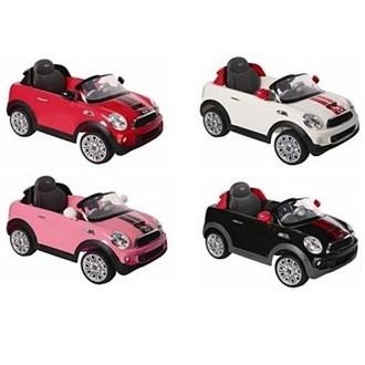 【寶貝樂園】Mini Cooper 兒童電動車