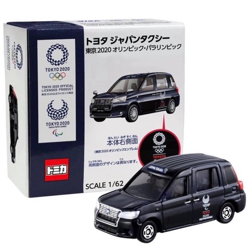 Tomica 奧運車