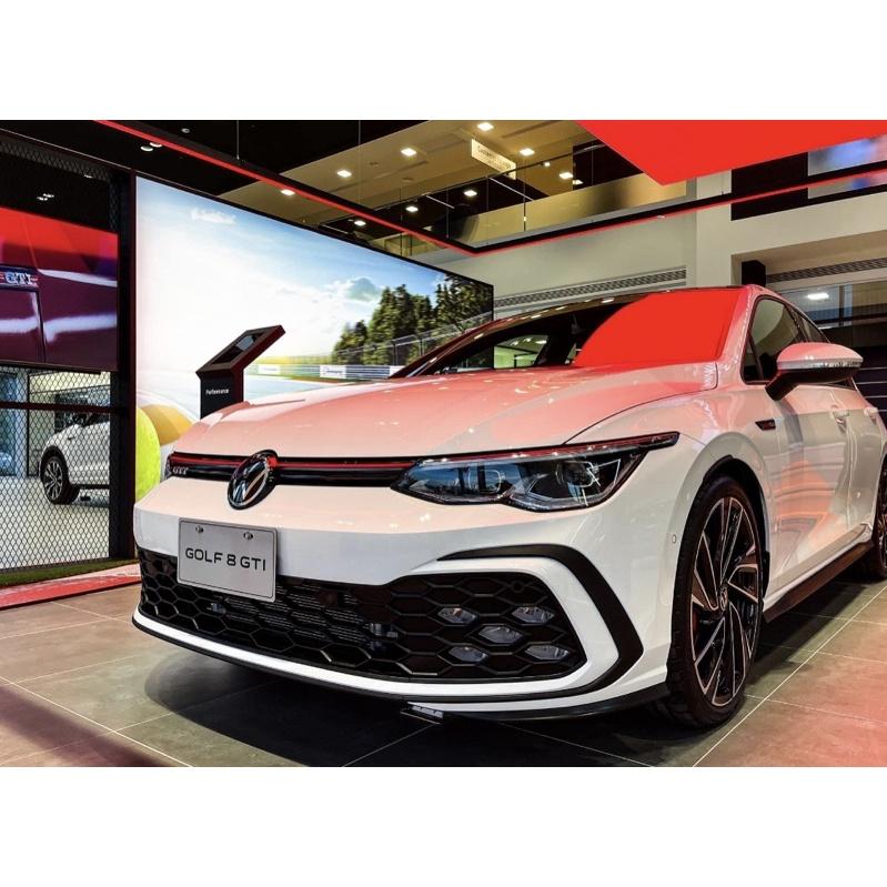 ♣️RH電油車精品♣️ Golf 8代 IQ Light 頭燈 紅線大燈組 LED IQ Drive GTI