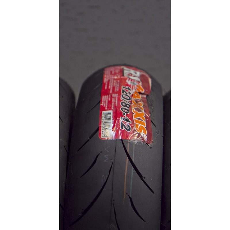 [12吋輪胎] MAXXIS R1 120/80-12 熱熔胎 舊勁戰 三代勁戰 四代勁戰 BWSR 桃園 瑪吉斯
