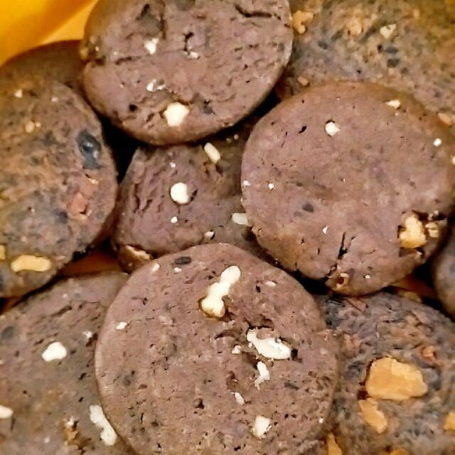 手工製作巧克力餅乾