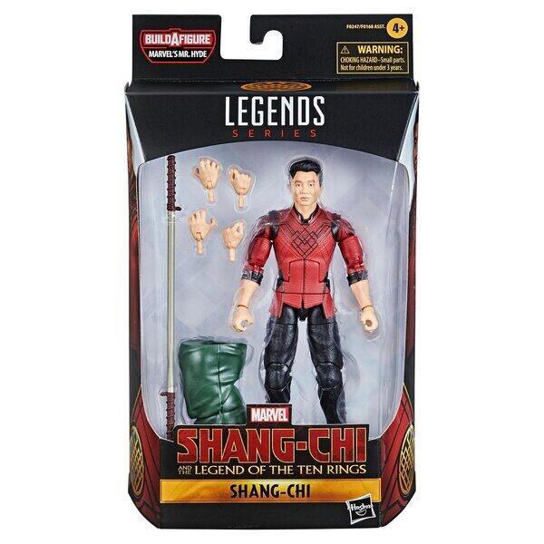 杯麵!🚀現貨! Marvel Legends 尚氣與十環幫傳奇 尚氣 Shang-Chi 東尼史塔克 A.I.鋼鐵人