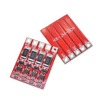 【保護板】 4串3.2V磷酸鐵鋰電池均衡板 3.6V磷酸鐵鋰均衡功能板 充電均衡板