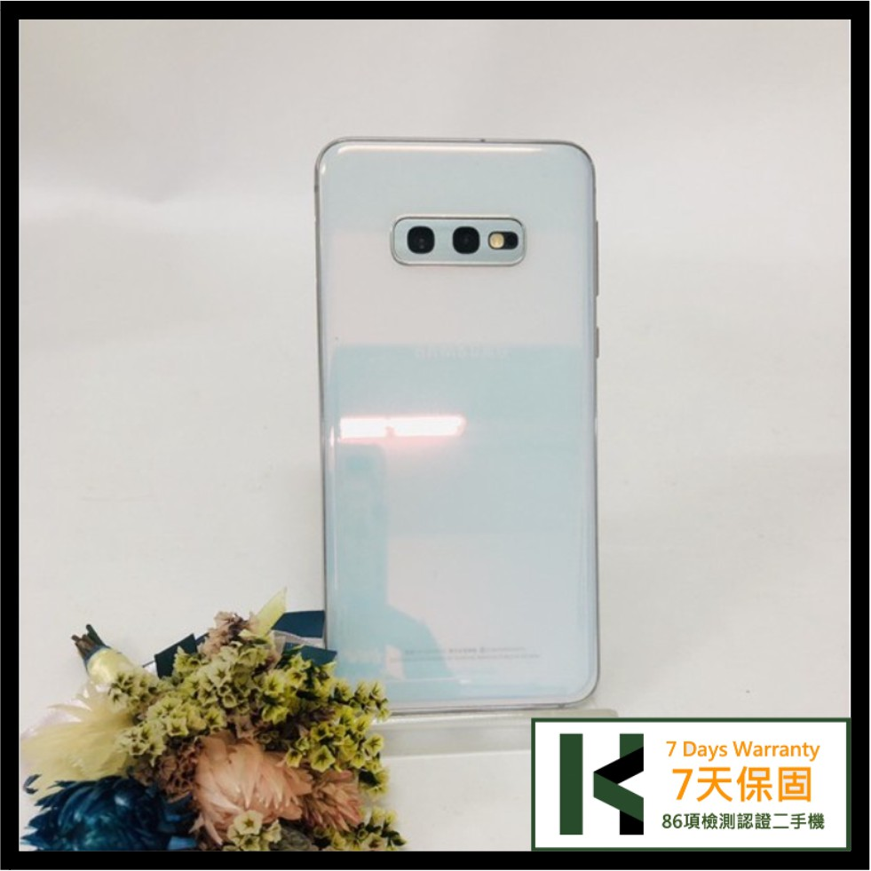 K3數位 二手 Samsung S10e 128G  Android 高雄實體店面含稅發票 保固七天