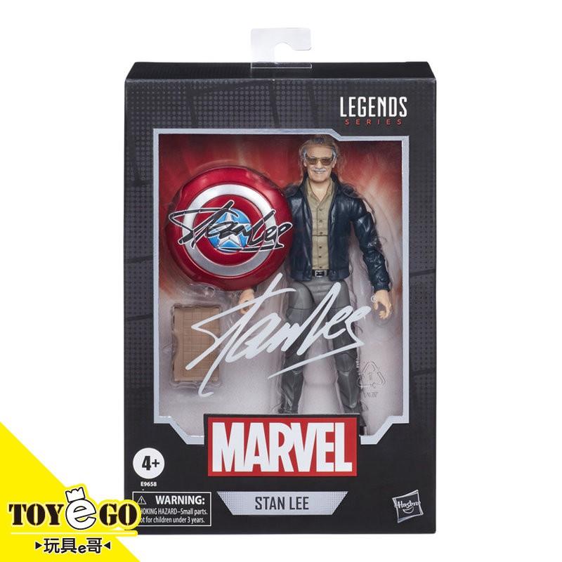 孩之寶 MARVEL LEGENDS 漫威超級英雄電影 傳奇6吋 史丹李 Stan Lee 可動 玩具e哥69713