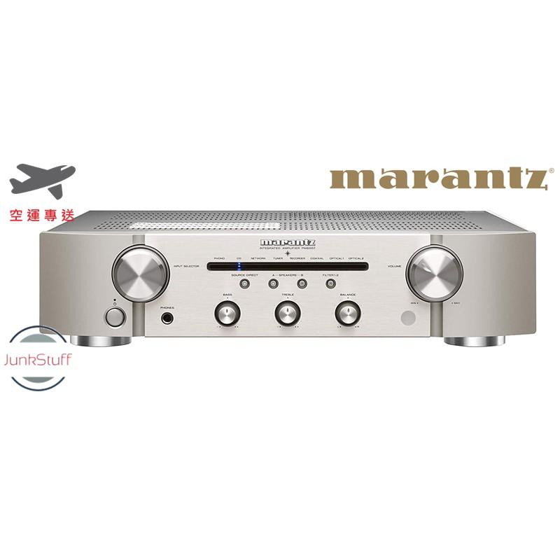 Marantz PM6007 日本馬蘭士 二聲道 綜合擴大機 同軸 光纖輸入 內建 192kHz/24bit 解碼DAC
