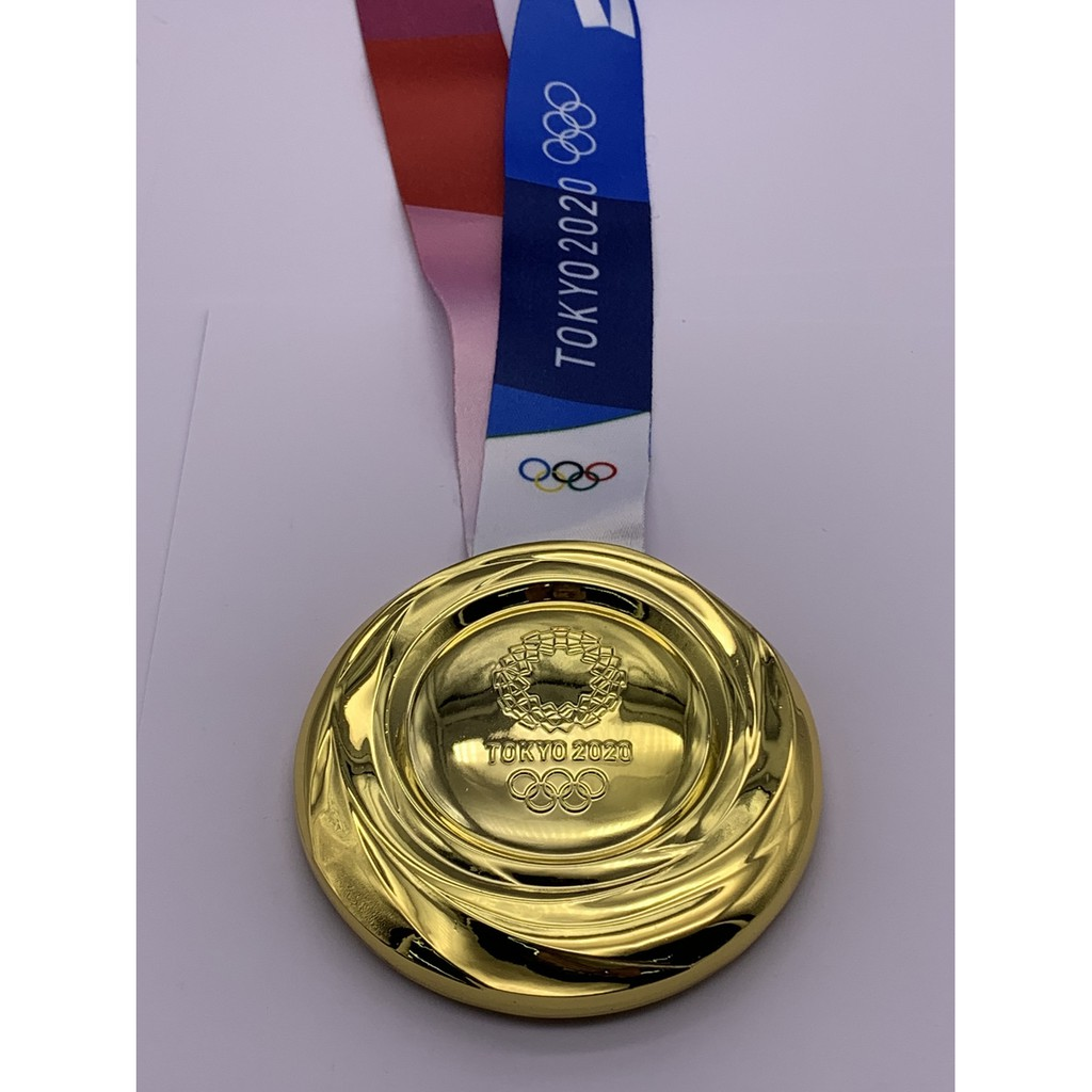 東京奧運會 紀念品 金牌 紀念幣 中國體育代表團出征東京奧運會紀念徽章收藏胸章獎牌掛件獎牌現貨