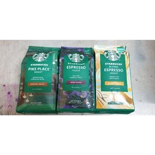 星巴克咖啡豆 派克市場豆 濃縮咖啡豆 早餐豆 黃金豆 高雄市