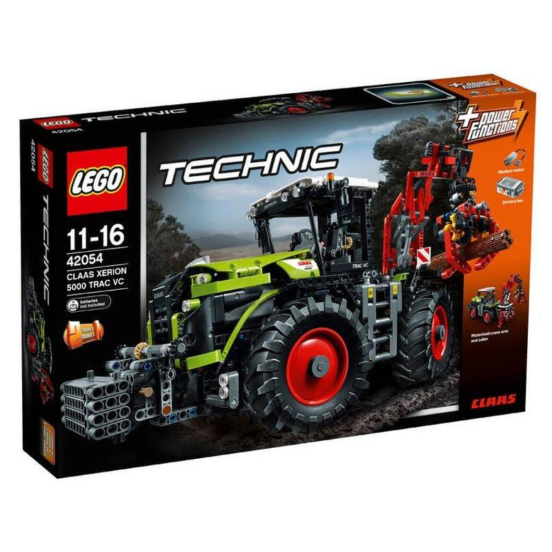 [飛米樂高積木磚賣店] LEGO 42054 TECHNIC claas xerion5000 trac vc 拖拉機