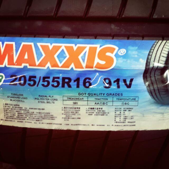 彰化員林 正新輪胎 瑪吉斯 me3 Iceo 205 55 16 實體店面安裝