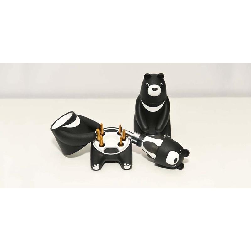 中鋼黑熊棘輪起子工具組