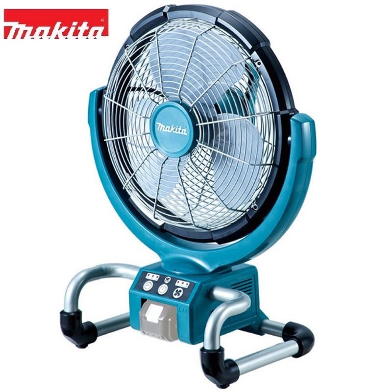 【MAKITA牧田】停電涼爽對策 DCF300Z充電式強力電風扇(可插電)-空機(可加購電池充電器)