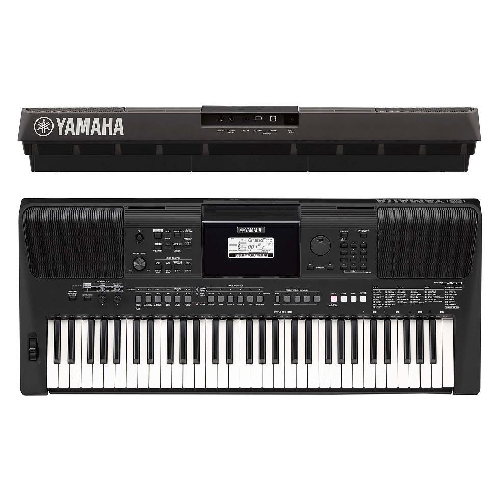 【 原廠保固 】YAMAHA PSR-E463 61鍵 電子琴 自動伴奏電子琴