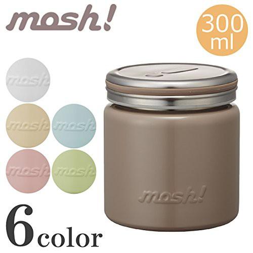 【CoCo日貨代購】日本 MOSH! 悶燒罐 300ml 馬卡龍悶燒罐 保冷 露營 野餐 食物保鮮罐 悶燒杯 共6色