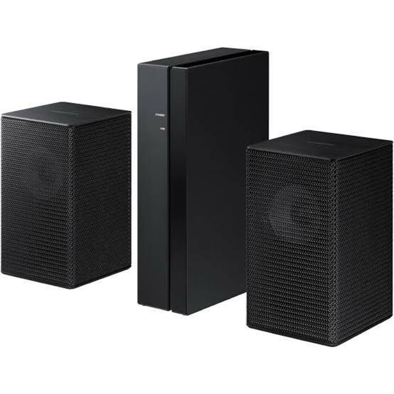 老闆出清 賣完沒了Samsung swa-9000s 無線後環繞喇叭(支援HW-Q80R Q70T & HW-N850)